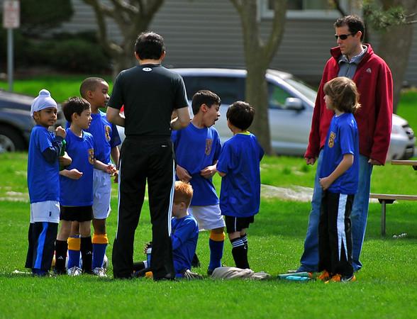 NPD Soccer, May 4, 2013