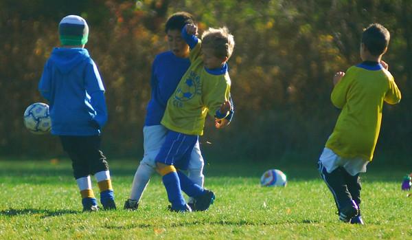NPD Soccer, Oct 20, 2012