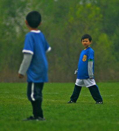 Spring 2012 - Boys Outdoor