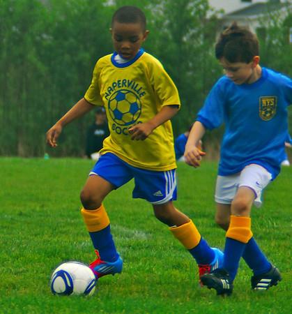 NPD Soccer May 5, 2012