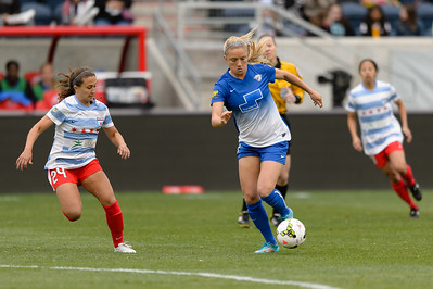 Boston Breakers @ Chicago Red Stars NWSL Soccer @ Toyota Park 05.09.15 (Photo by Daniel Bartel)