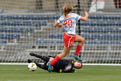 Boston Breakers @ Chicago Red Stars @ Toyota Park 05.09.15