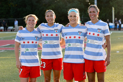 Boston Breakers @ Chicago Red Stars @ Benedictine University 07.18.15
