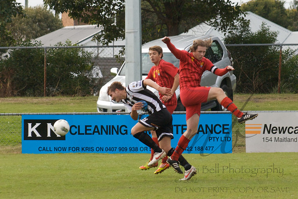 Broadmeadow Magic vs Weston 1 July 2012