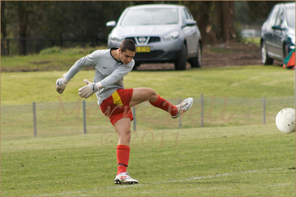 Broadmeadow Magic vs Weston 14 August 2011