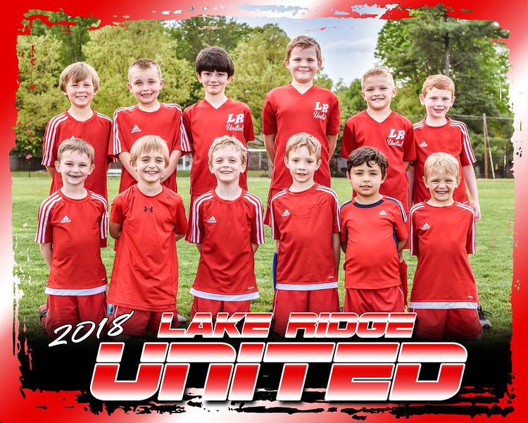 2018 United Team A