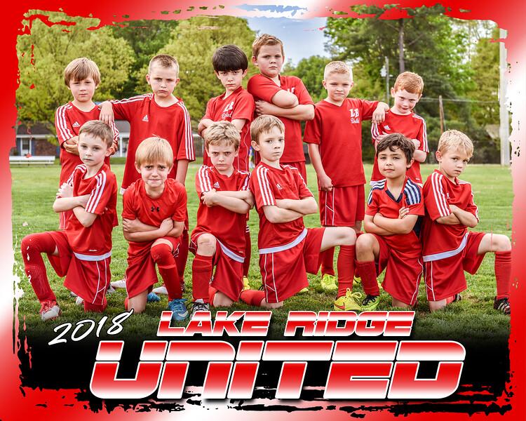 2018 United Team B