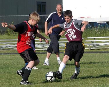 CMS SMS 2009 Feeder School Soccer Tournament - June 15, 2009