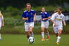 01 NRU GIRLS BLUE vs TCYSA U13 LADY TWINS RED<br /> Winston Salem Twin City Classic Soccer Tournament<br /> Saturday, August 17, 2013 at BB&T Soccer Park<br /> Advance, North Carolina<br /> (file 092749_BV0H9738_1D4)