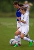 01 NRU GIRLS BLUE vs TCYSA U13 LADY TWINS RED<br /> Winston Salem Twin City Classic Soccer Tournament<br /> Saturday, August 17, 2013 at BB&T Soccer Park<br /> Advance, North Carolina<br /> (file 092754_BV0H9741_1D4)