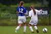 01 NRU GIRLS BLUE vs TCYSA U13 LADY TWINS RED<br /> Winston Salem Twin City Classic Soccer Tournament<br /> Saturday, August 17, 2013 at BB&T Soccer Park<br /> Advance, North Carolina<br /> (file 092742_BV0H9734_1D4)