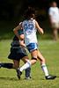 95 Lady Twins Royal (U14) vs DC United (U13)<br /> Saturday, September 12, 2009 at Sara Lee Soccer Complex<br /> Winston-Salem, North Carolina<br /> (file 140434_803Q7519_1D3)