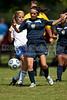 95 Lady Twins Royal (U14) vs DC United (U13)<br /> Saturday, September 12, 2009 at Sara Lee Soccer Complex<br /> Winston-Salem, North Carolina<br /> (file 140409_803Q7513_1D3)