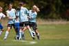 98 Lady Twins Red vs GRYSA Peruchas (U11)<br /> Saturday, September 12, 2009 at Sara Lee Soccer Complex<br /> Winston-Salem, North Carolina<br /> (file 120815_803Q7140_1D3)