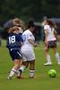 TCYSA U 14 LADY TWINS RED vs GREENSBORO UNITED U-13 FREEDOM Winston Salem Twin City Classic Soccer Tournament Saturday, August 17, 2013 at BB&T Soccer Park Advance, North Carolina (file 114545_BV0H0177_1D4)