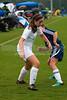 TCYSA U 14 LADY TWINS RED vs GREENSBORO UNITED U-13 FREEDOM Winston Salem Twin City Classic Soccer Tournament Saturday, August 17, 2013 at BB&T Soccer Park Advance, North Carolina (file 113435_803Q3516_1D3)