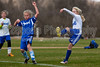 U11 Lady Twins Gold vs Lady Twins Royal Sunday, March 04, 2012 at BB&T Soccer Park Advance, North Carolina (file 132345_803Q3743_1D3)
