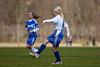 U11 Lady Twins Gold vs Lady Twins Royal Sunday, March 04, 2012 at BB&T Soccer Park Advance, North Carolina (file 132333_803Q3740_1D3)
