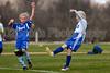 U11 Lady Twins Gold vs Lady Twins Royal Sunday, March 04, 2012 at BB&T Soccer Park Advance, North Carolina (file 132345_803Q3742_1D3)
