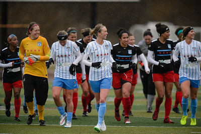 Chicago Red Stars Scrimmage 03.29.15