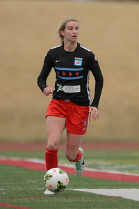 Chicago Red Stars Scrimmage @ Benedictine University 03.29.15 by Daniel Bartel