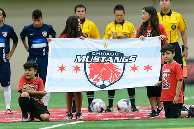 Real Celaya FC @ Chicago Mustangs July 5, 2016