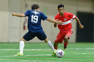 Real Celaya FC @ Chicago Mustangs @ Canlan Sportsplex 07.05.16