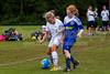 02 NCUSA ORANGE G vs TCYSA 02 LADY TWINS SILVER Winston Salem Twin City Classic Soccer Tournament Sunday, August 18, 2013 at BB&T Soccer Park Advance, North Carolina (file 113910_803Q3874_1D3)