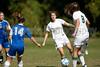 92 Lady Twins White vs TUSA Triangle United Gold<br /> Saturday, October 03, 2009 at Sara Lee Soccer Complex<br /> Winston-Salem, North Carolina<br /> (file 145529_803Q9582_1D3)