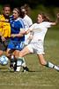 92 Lady Twins White vs TUSA Triangle United Gold<br /> Saturday, October 03, 2009 at Sara Lee Soccer Complex<br /> Winston-Salem, North Carolina<br /> (file 145700_803Q9588_1D3)