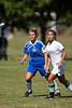92 Lady Twins White vs TUSA Triangle United Gold<br /> Saturday, October 03, 2009 at Sara Lee Soccer Complex<br /> Winston-Salem, North Carolina<br /> (file 145814_803Q9599_1D3)
