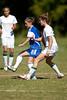 92 Lady Twins White vs TUSA Triangle United Gold<br /> Saturday, October 03, 2009 at Sara Lee Soccer Complex<br /> Winston-Salem, North Carolina<br /> (file 145758_803Q9593_1D3)