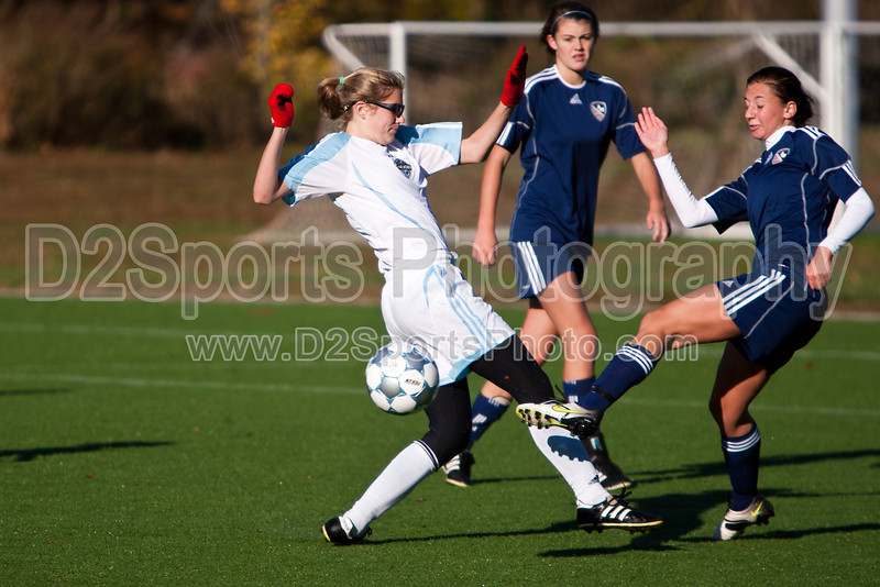 92 NCSF Elite G vs 92 MUFC Navy G<br /> USYS State Cup Group Play<br /> Saturday, October 30, 2010 at John B. Lewis Soccer Complex<br /> Asheville, NC<br /> (file 094648_803Q7609_1D3)