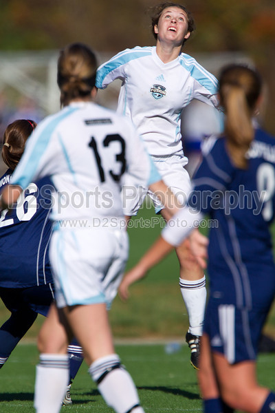 92 NCSF Elite G vs 92 MUFC Navy G<br /> USYS State Cup Group Play<br /> Saturday, October 30, 2010 at John B. Lewis Soccer Complex<br /> Asheville, NC<br /> (file 102204_BV0H3761_1D4)