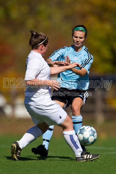 93 NCSF Elite G vs 93 CSA Copa G<br /> USYS State Cup Group Play<br /> Saturday, October 30, 2010 at John B. Lewis Soccer Complex<br /> Asheville, NC<br /> (file 131824_BV0H4499_1D4)