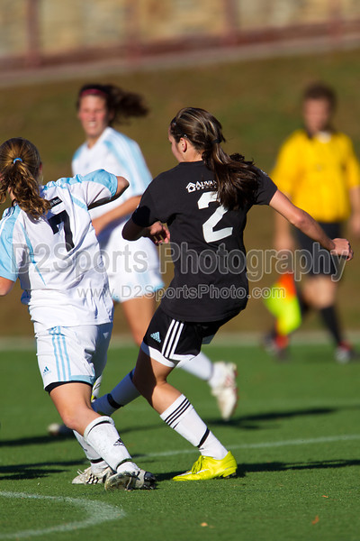 94 NCSF Elite G vs 94 NCSF Premier G<br /> USYS State Cup Group Play<br /> Saturday, October 30, 2010 at John B. Lewis Soccer Complex<br /> Asheville, NC<br /> (file 163214_BV0H5329_1D4)