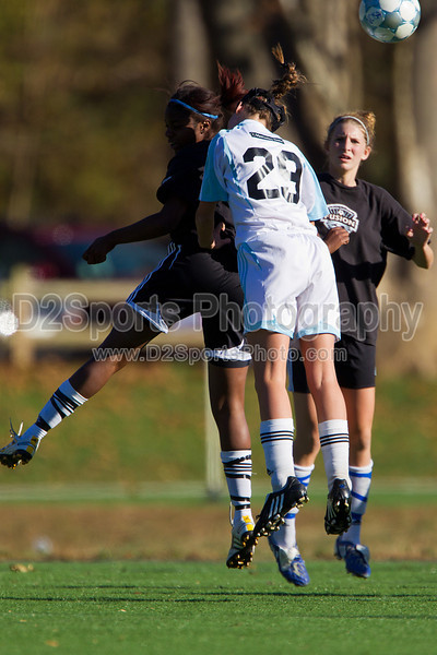 94 NCSF Elite G vs 94 NCSF Premier G<br /> USYS State Cup Group Play<br /> Saturday, October 30, 2010 at John B. Lewis Soccer Complex<br /> Asheville, NC<br /> (file 162511_BV0H5310_1D4)