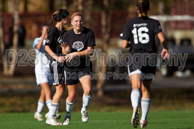 94 NCSF Elite G vs 94 NCSF Premier G<br /> USYS State Cup Group Play<br /> Saturday, October 30, 2010 at John B. Lewis Soccer Complex<br /> Asheville, NC<br /> (file 161000_BV0H5242_1D4)