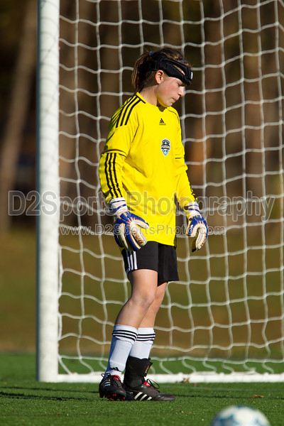 94 NCSF Elite G vs 94 NCSF Premier G<br /> USYS State Cup Group Play<br /> Saturday, October 30, 2010 at John B. Lewis Soccer Complex<br /> Asheville, NC<br /> (file 160609_BV0H5213_1D4)