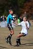 95 NCSF Elite G vs JASA Coastal Surge G - U17<br /> North Carolina USYS State Cup Preliminary Matches<br /> Sunday, November 04, 2012 at Mazeppa Rd Park<br /> Mooresville, NC<br /> (file 100306_803Q2386_1D3)