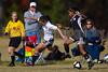 95 NCSF Elite G vs JASA Coastal Surge G - U17<br /> North Carolina USYS State Cup Preliminary Matches<br /> Sunday, November 04, 2012 at Mazeppa Rd Park<br /> Mooresville, NC<br /> (file 100440_BV0H8782_1D4)