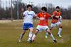 96 TWINS WHITE vs LIBERTY FC MSF-LIBERTY U16 2013 Twin City Boys College Showcase Saturday, February 23, 2013 at BB&T Soccer Park Advance, North Carolina (file 145052_803Q9347_1D3)