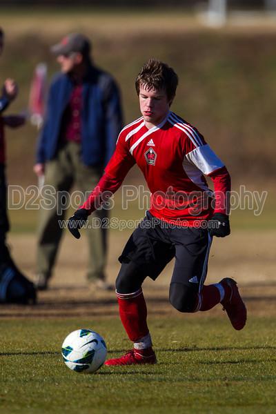 97 HFC RED vs CSA COBRAS GOLD 2013 Twin City Boys College Showcase Sunday, February 24, 2013 at BB&T Soccer Park Advance, North Carolina (file 092247_BV0H6878_1D4)