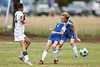 97 Lady Twins Blue G vs TUSA Green G<br /> Saturday, September 25, 2010 at Sara Lee Soccer Complex<br /> Winston-Salem, NC<br /> (file 125254_803Q4654_1D3)