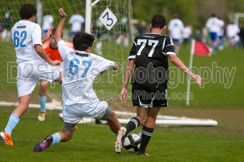 97 NCSF Elite vs 97 NCSF Premier USYS State Cup Preliminaries Saturday, May 04, 2013 at BB&T Soccer Park Advance, North Carolina (file 150135_803Q2738_1D3)