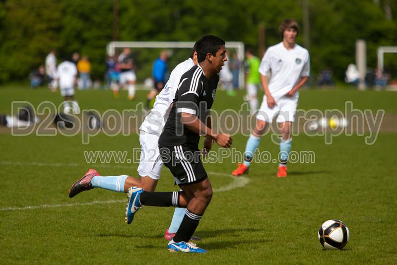 97 NCSF Elite vs 97 NCSF Premier USYS State Cup Preliminaries Saturday, May 04, 2013 at BB&T Soccer Park Advance, North Carolina (file 151913_803Q2765_1D3)