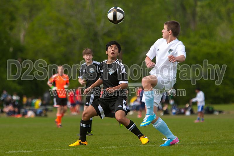 97 NCSF Elite vs 97 NCSF Premier USYS State Cup Preliminaries Saturday, May 04, 2013 at BB&T Soccer Park Advance, North Carolina (file 145516_803Q2726_1D3)
