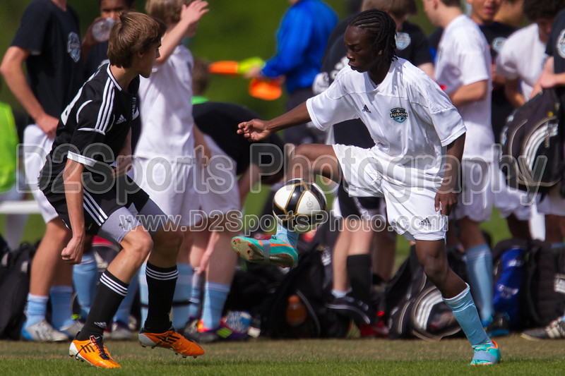 97 NCSF Elite vs 97 NCSF Premier USYS State Cup Preliminaries Saturday, May 04, 2013 at BB&T Soccer Park Advance, North Carolina (file 152226_BV0H4413_1D4)