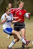 99 Lady Twins White G vs HFC Ladies Red G