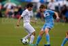LNSC 99 FORCE UNITED vs TCYSA 99 TWINS BLUE Winston Salem Twin City Classic Soccer Tournament Saturday, August 17, 2013 at BB&T Soccer Park Advance, North Carolina (file 123320_BV0H0329_1D4)